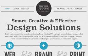 Clean Simple 44 Minimal Portfolio Websites With Clean Typography Spyrestudios