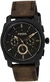 best watches for men in top 10 review and things to be fossil machine stopwatch analog brown dial men s watch