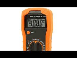 klein tools mm300 o multimeter