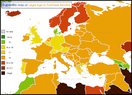 Age Legal - Drinking Drink In Germany