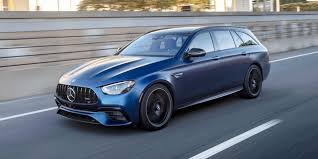 A car can't be fast without having enough measures to ensure it stops when it has to and the driver is always in control. Tested 2021 Mercedes Amg E63 S Wagon Simply Hauls
