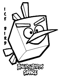 angry birds coloring books inspirationa angry birds e ice bird kids coloring pages printable