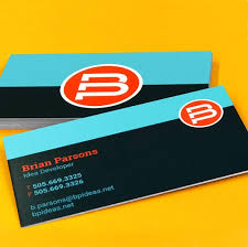 Buissness Cards Heavyweight