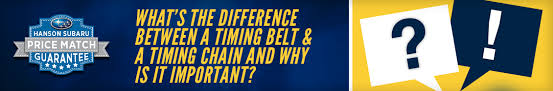 Whats The Difference Between Timing Belt Chain Service