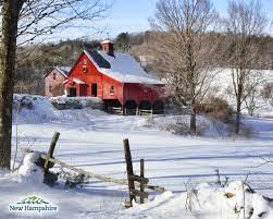 Winter Barn Iphone Wallpaper