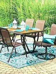 hampton bay outdoor rugs indoor new rug home depot patio