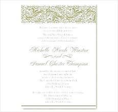 Formal Dinner Invitation Sample Formal Party Invitation Template Formal Party Invitation