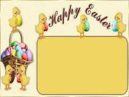 easter stationery stationery