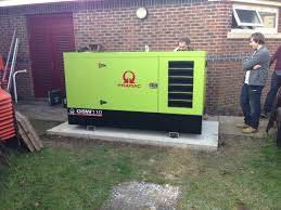 School generator Diesel School Generator Generator Installations New 80kva Pramac Generator For School In West Sussex Generator