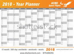 month template 2018 vector template of printable monthly calendar 2018 download free