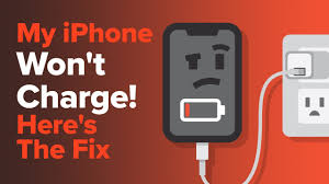 I don't know how to fix it but sometimes it works when you bent the cable without forcing it. My Iphone Won T Charge The Real Fix From A Former Apple Tech Youtube