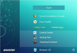 <b>ASUSTOR</b> USER GUIDE