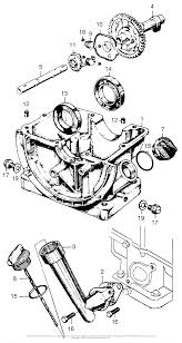 Honda e1500 a generator jpn vin e1500 123001 to e1500 1171000 diagram camshaft oil pan