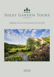 our 2020 brochure gives you details of our exciting programme of garden tours including full day by day itineraries details on the hotels we use s