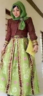 Nah, jika sudah mempertimbangkan segi. Model Baju Gamis Sasirangan Hijabfest