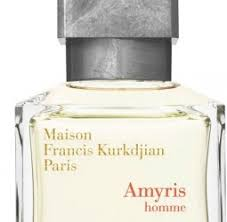 Sensual Scent: <b>Maison Francis Kurkdjian Amyris</b> - Men's Folio