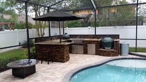 outdoor kitchens images.  Kitchens Creative Outdoor Kitchens Of Florida Home   In Images