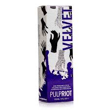 Pulp Riot Swatch Chart Pulp Riot Semi Permanent 118ml Velvet