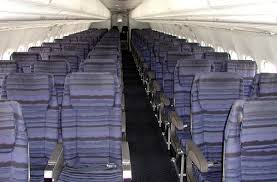 Delta Dc 9 Seating Chart Seat Map Northwest Airlines Mcdonnell Douglas Dc9 30
