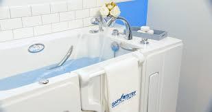 healing benefits of walk in bathtubs