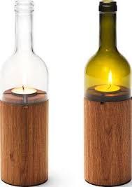 bottle lighting. Wine Bottle Votives Lighting