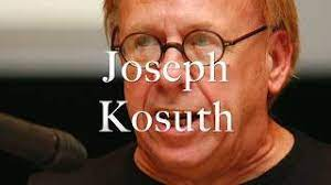StayHome with Dr. Dorothea · Joseph Kosuth - YouTube