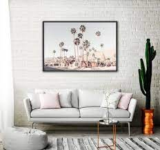 palm springs wall art large palm