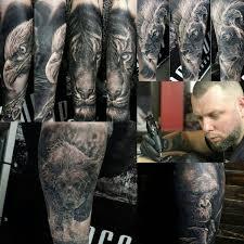 Tattoo Nosorog Odessa тату салон одесса центр