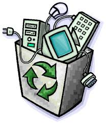 Image result for recycle electronics gif