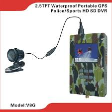 google maps work promotion shop for promotional google maps work new 2 5 tft waterproof portable hd sd dvr 7hous working gps module antenna for tracking google map viewing on pc