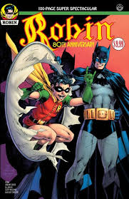 Dick Grayson Is Still Fighting Crime 80 Years After Debut As Robin