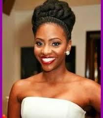 Coiffure Mariage Afro Americain 309012 Femme Noire Et