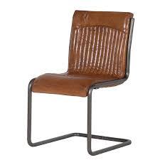 tan leather dining chairs amazing loft chair brown shropshire design inside 10