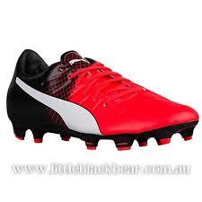 exquisite design black white red. PUMA EvoPower 3.3 FG - Men\u0027s Soccer Shoes 2017 New Styles Red Blast Puma  White Exquisite Design Black White Red T