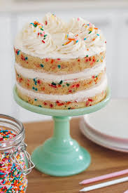 The Best Funfetti Cake Pretty Simple Sweet