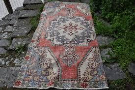 wildlife area rugs elegant tribal rug vintage oushak free rug 3 8 x 7 3