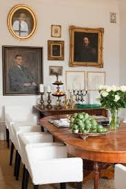 timeless beauty of antique dining tables