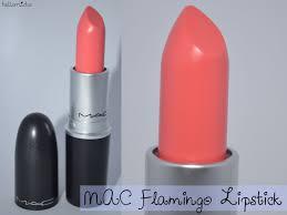 Light Coral Lipstick Mac Mac Flamingo Lipstick Review Hello Micha