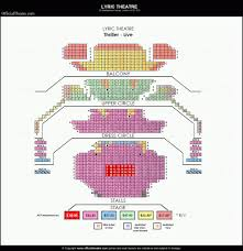 Awesome Sydney Lyric Theatre Seating Plan Seating Chart