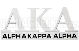 car letter decals alpha kappa alpha chrome greek letters car decal ns