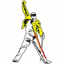 Freddie mercury svg, freddie mercury piano, music svg, eps png dxf digital download. Freddie Mercury Svg Queen Designs