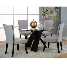 sumner 5 piece dinette table with 4 side chairs dining sets dining bernie phyl s furniture by cramco