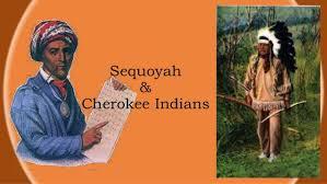 Creek And Cherokee Venn Diagram Sequoyah Cherokee Indians 2nd Grade Unit