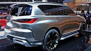 2018 infiniti interior. plain interior new 2018  infiniti qx80 monograph concept full hd 1080p throughout infiniti interior