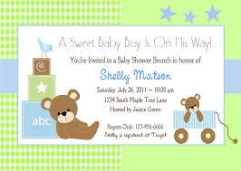 Free Baby Shower Invitation Templates Printable Template For Baby Shower Ninjaturtletechrepairsco 6