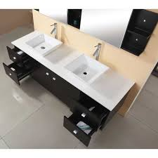 collection in bathroom double vanity tops and wondrous double sink bathroom vanity top using square vessel basin