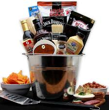 bbq gift pail barbeque gift basket