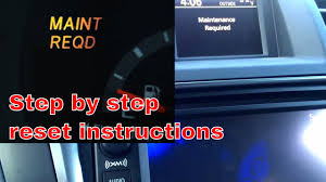Reset Oil Change Light 2012 Highlander 2013 Toyota Highlander Maintenance Required On
