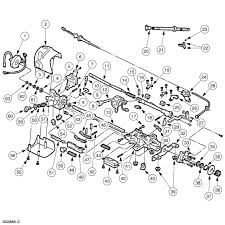 1999 ford f250 park position i adjust the linkage graphic