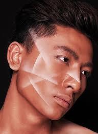 amazing male makeup by ruan dang